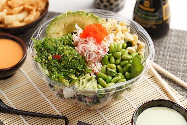 Creamy Wasabi Bowl