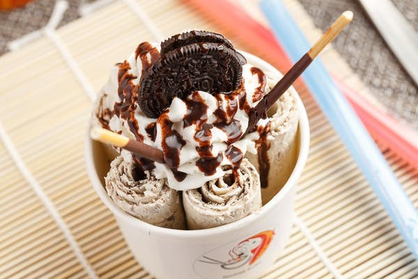 (12 oz.) Ice Cream