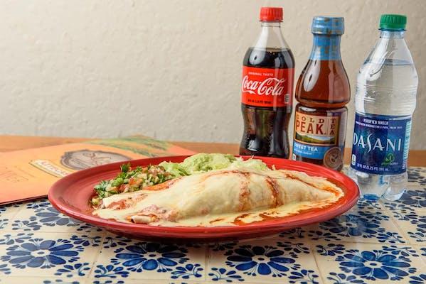 Burrito Loco Coca-Cola Dinner Combo