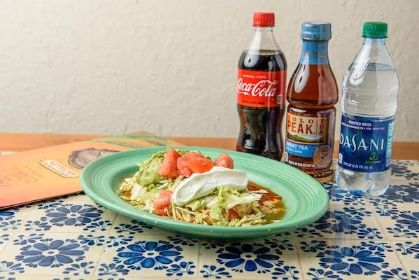 Burrito Supreme Coca-Cola Dinner  Combo