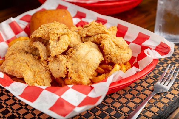 Fried Chicken Tender Basket