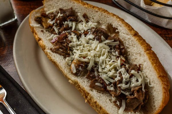 Philly Cheese Steak Hot Sub