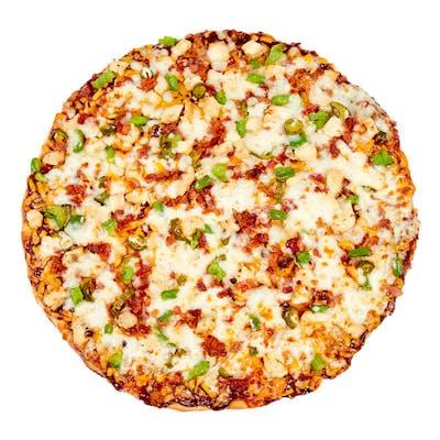 BBQ Blast Pizza