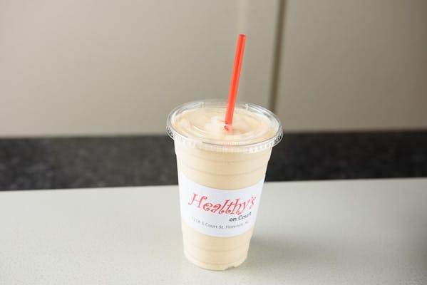 Peaches & Cream Shake