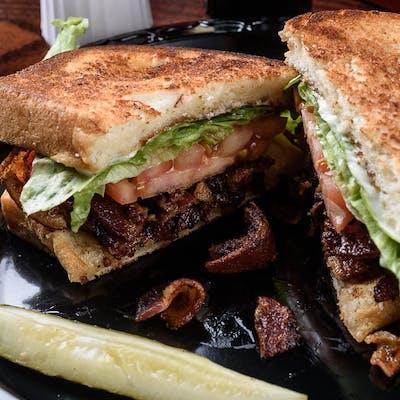 The Big BLT Sandwich