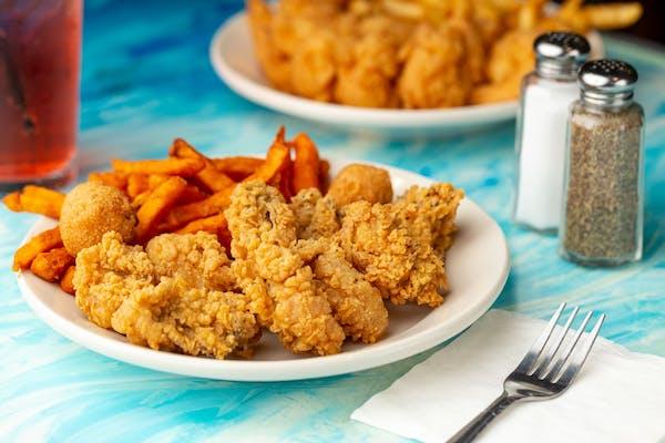 Fried Oyster Basket