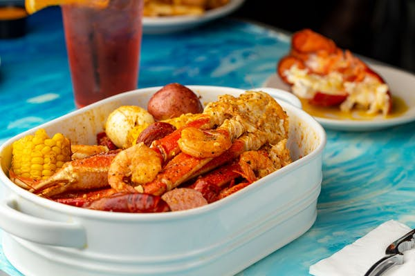 Make Your Own Seafood Combo