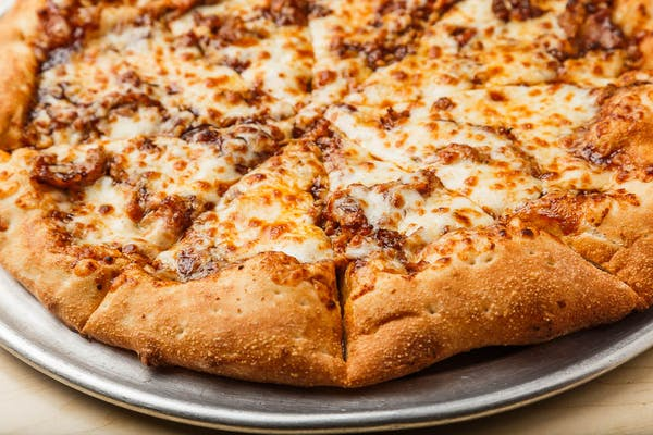Country BBQ Pizza