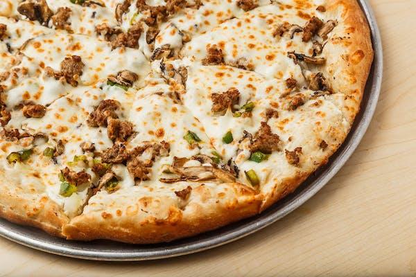 Italian Steak Pizza