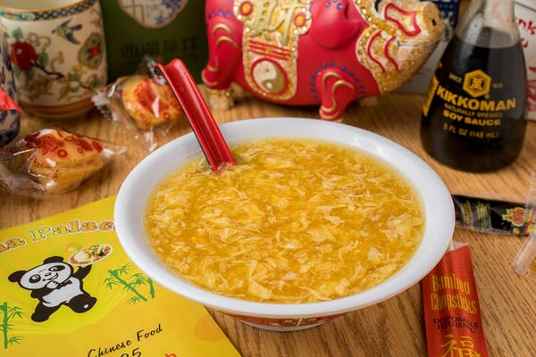 1. Egg Drop Soup