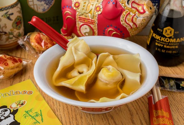 2. Wonton Soup