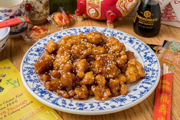 4. Sesame Chicken
