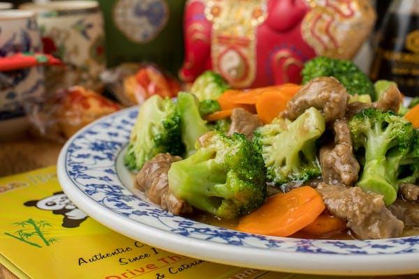 6. Beef Broccoli