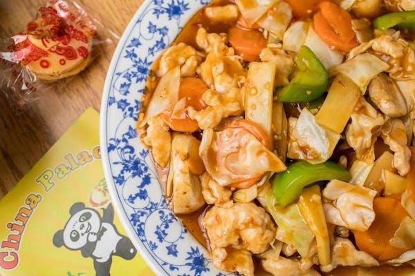 24. Szechuan Chicken