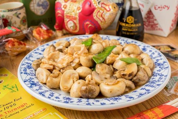 26. Chicken Mushroom