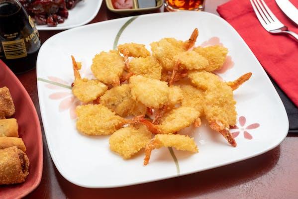 D5. Fried Baby Shrimp