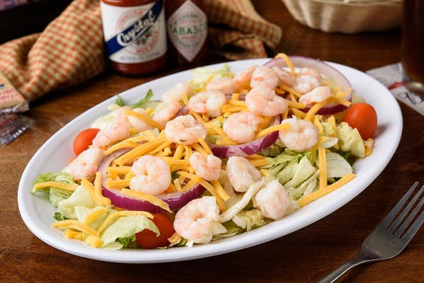Boiled Shrimp Salad