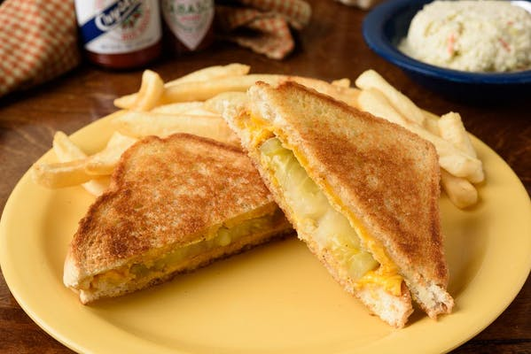 Southern Grilled Cheese Sandwich
