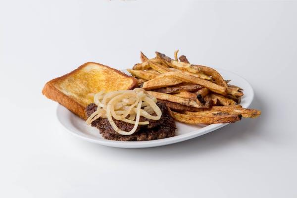 Hamburger Steak Meal