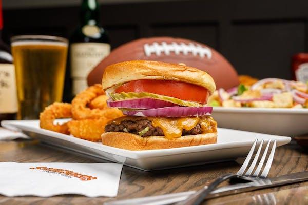 Scoreboards Cheeseburger
