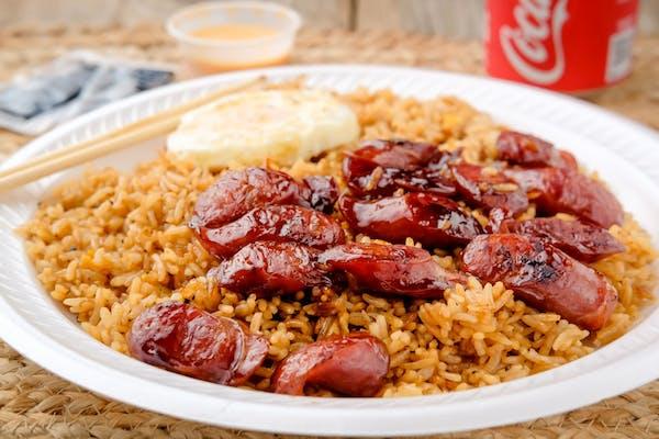 Kiko Sausage Fried Rice