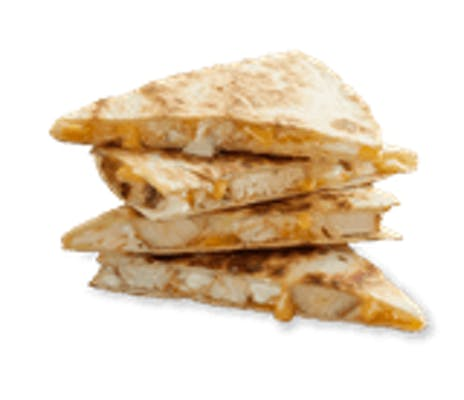 Three Cheese Chicken Quesadilla Chicken