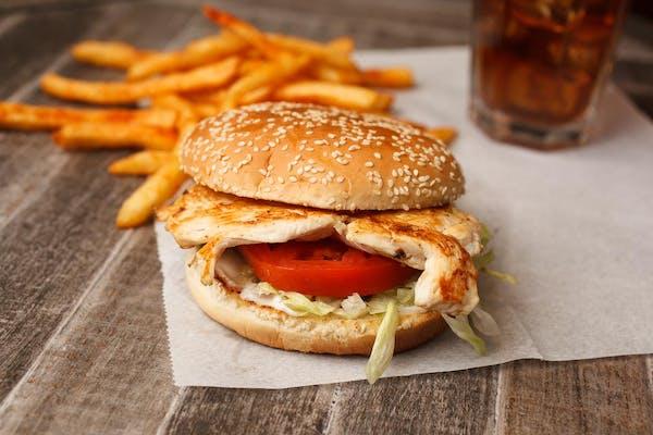 Chicken Sandwich Lunch Special