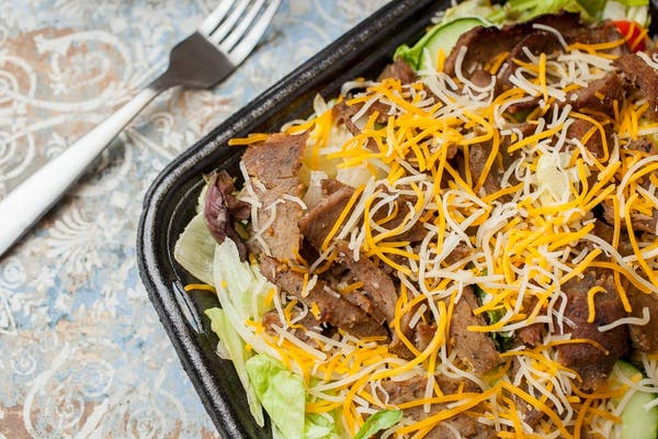 12. Gyro Salad