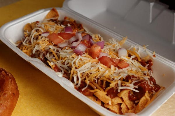 Side of Frito Pie