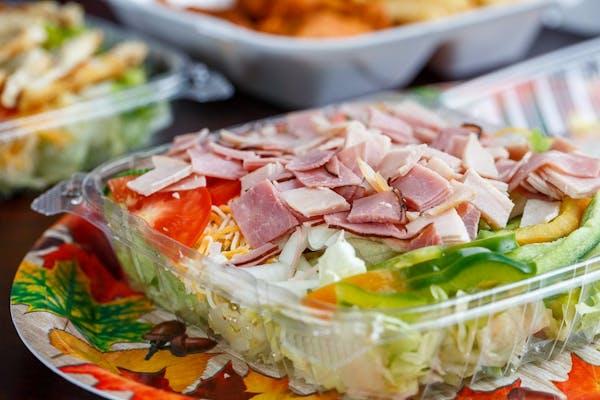 Ham & Turkey Salad