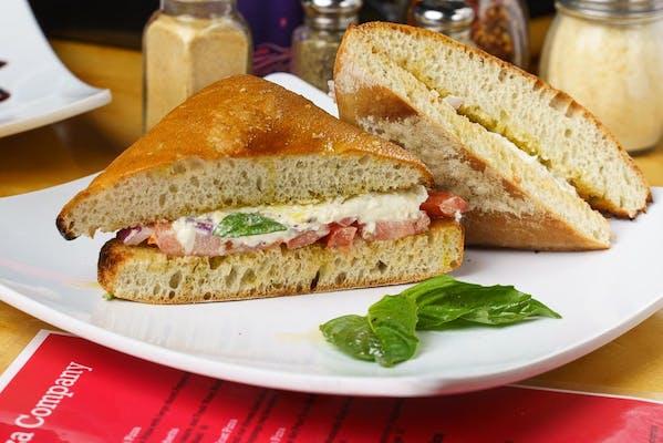 Tomato Pomodoro Sandwich