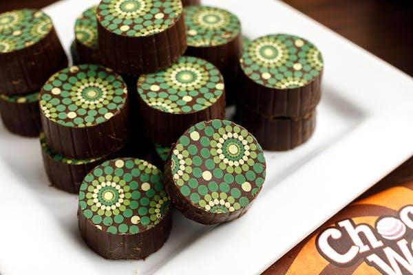 (½ lb.) Dark Chocolate Irish Cream Truffles