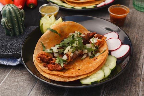 Marinated Pork Taco