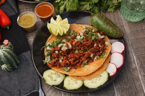 Mexican Sausage Taco