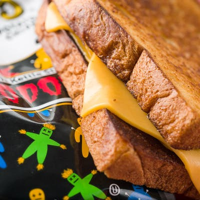 Kid's Grilled Cheese Meal