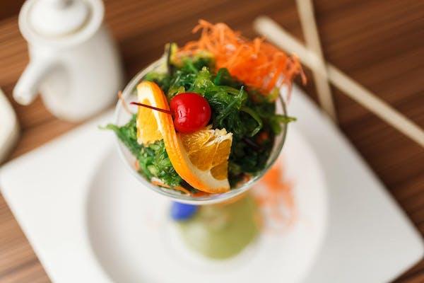 S8. Seaweed Salad