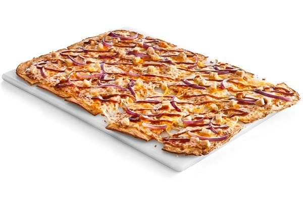 Honey BBQ Chicken & Onion Flatbread