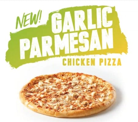 Garlic Parmesan Chicken