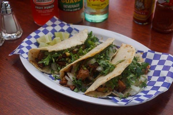 1. Tacos Mexicanos