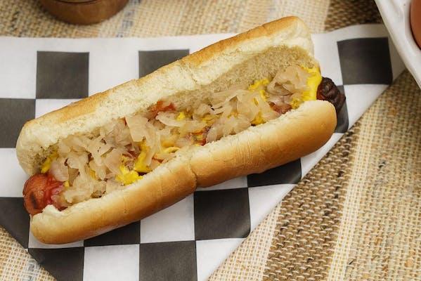 Sauerkraut Dog