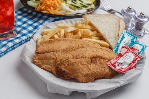 Fried Fish Combo