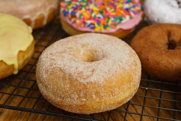 Cinnamon or Sugar Donut