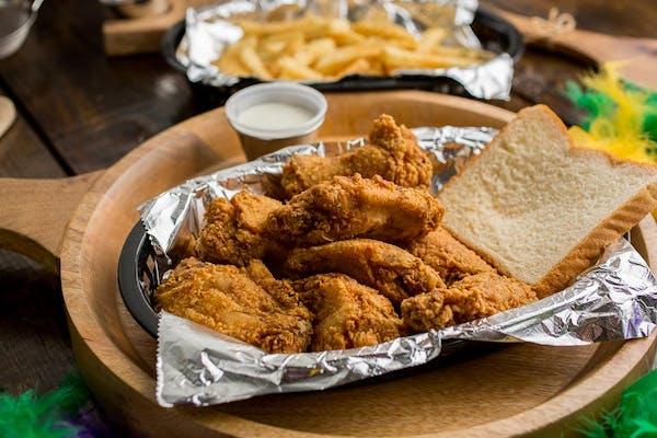 Fried Chicken Basket (5pc)