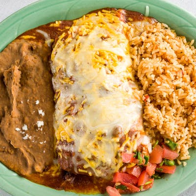 Fiesta Burrito
