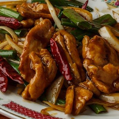 C11. Mongolian Chicken