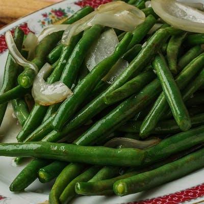 P4. Sautéed Green Beans