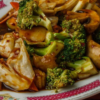 V2. Szechuan Vegetables