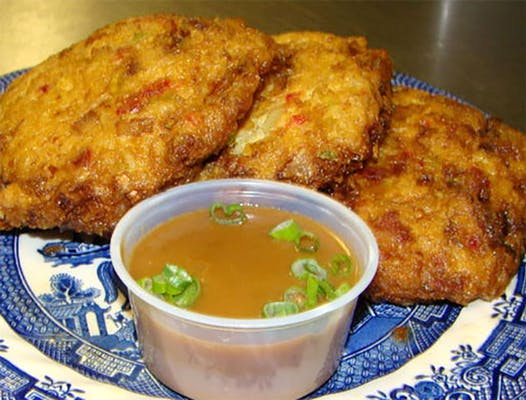 House Special Egg Foo Young