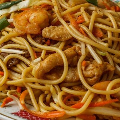 Fresh Shrimp Lo Mein