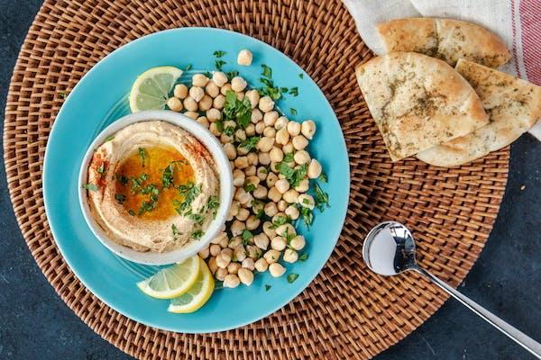 Side of Classic Hummus & Pita